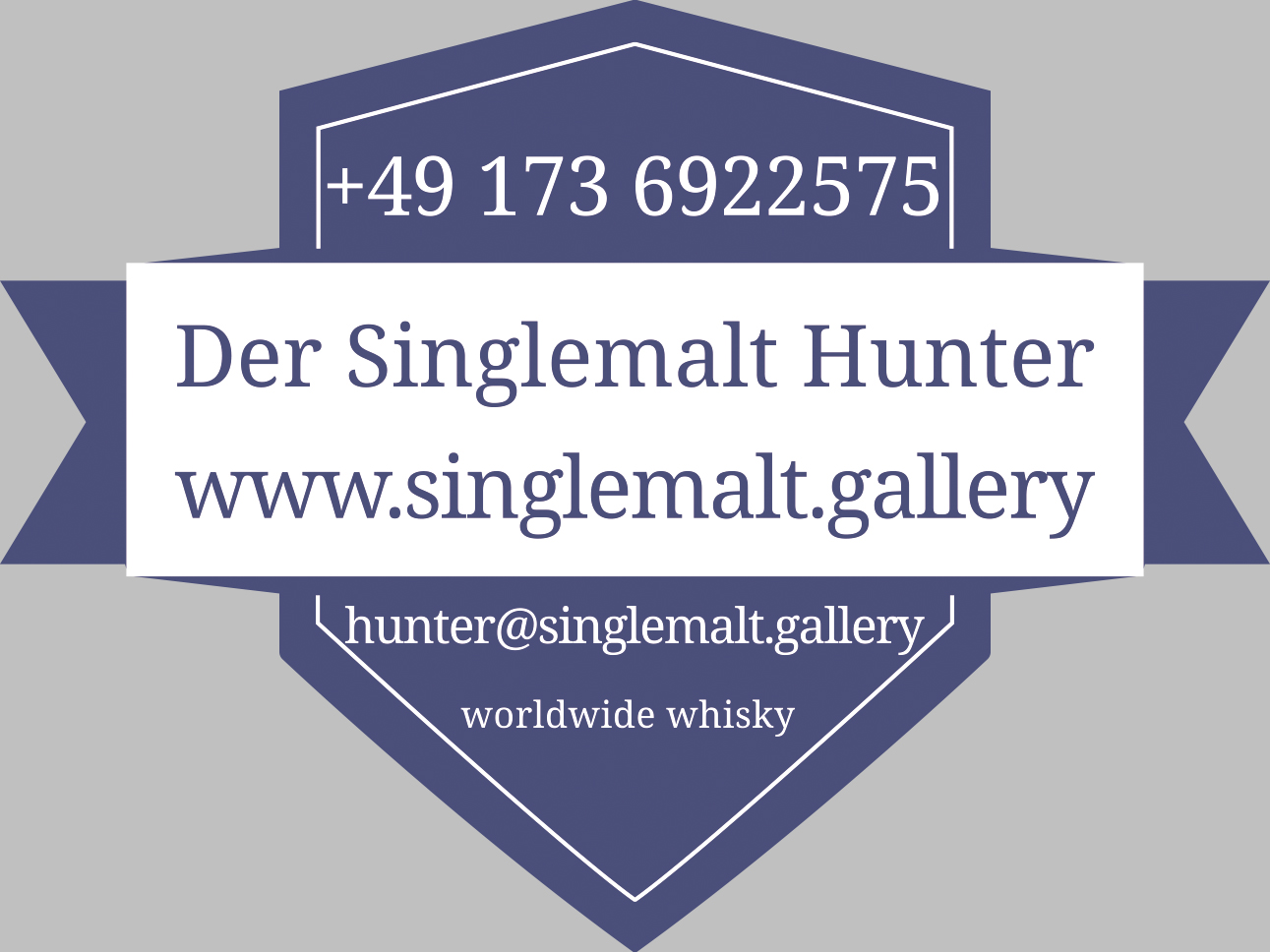 Der Singlemalt Hunter