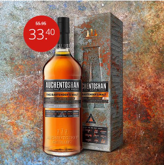 Weekend Deal Auchentoshan