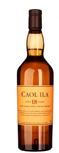 Caol Ila 18 years Single Malt