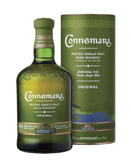 Connemara Irish Peated Malt
