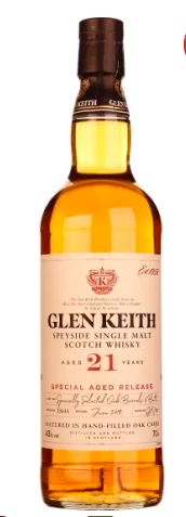 Glen Keith 21 years