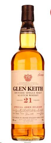 Glen Keith 21 years