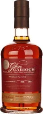 Glen Garioch Vintage 1999 Wine Cask 70cl