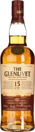 Glenlivet 15 Jahre French Oak