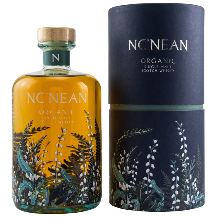 Nc'nean Organic Single Malt Scotch Whisky