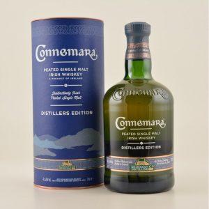 Connemara Peated Malt Distillers Edition