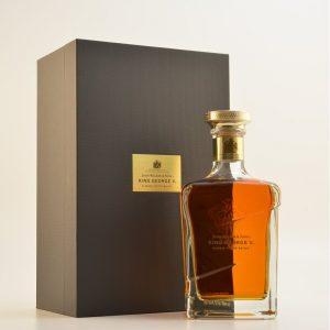 Johnnie Walker Blue Label King George V Edition Whisky 43% 0,7l