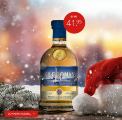 Kilchoman Machir Bay Christmas Edition