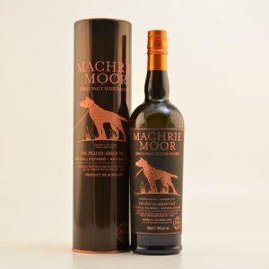 Arran Malt Machrie Moor Island Whisky