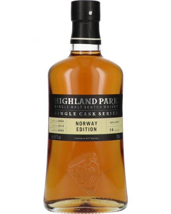 Highland Park Norway Edition 14 Year 70 cl