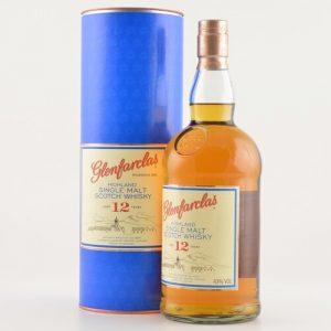 Glenfarclas 12 Jahre Speyside Whisky 43% 1,0l