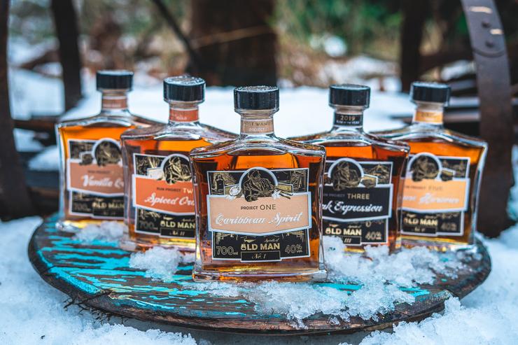 Rum für jeden Geschmack