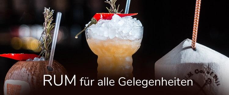 Sagenhafte Rum Collection