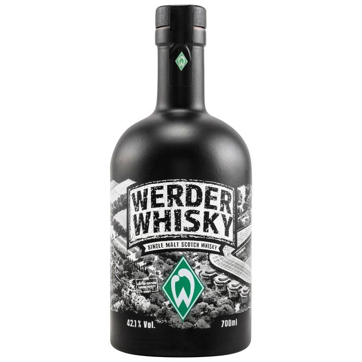 Werder Whisky von Kirsch Import