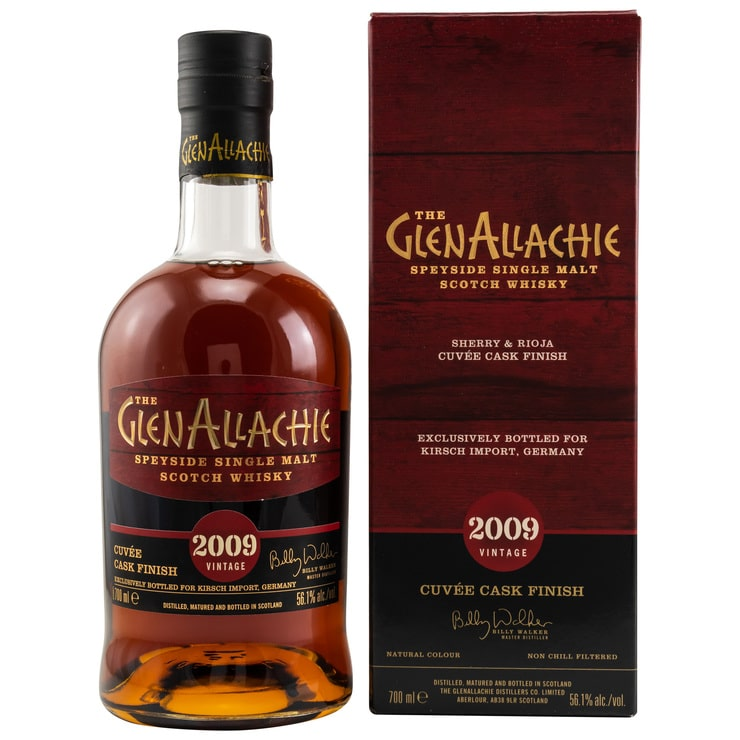 Glenallachie Sherry Rioja Cask Finish 2009 2021