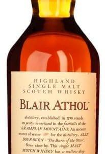 Blair Athol 12