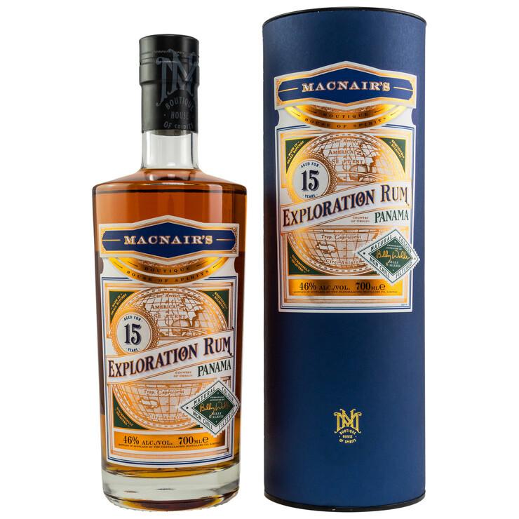Exploration Rum Panama 15 y. o.