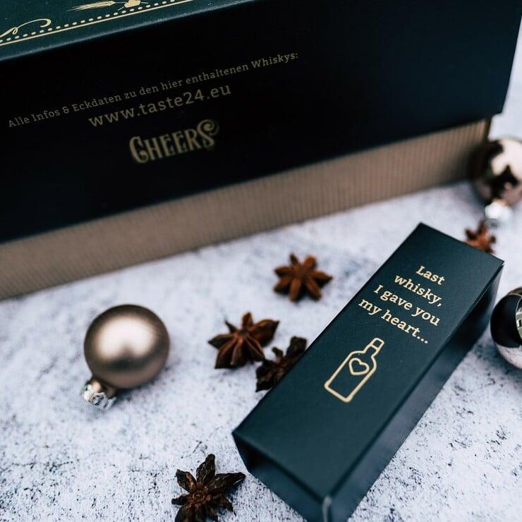 Whisky Adventskalender 1